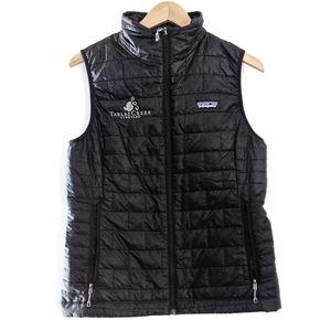 Patagonia Black Lightweight Puffer Vest Medium